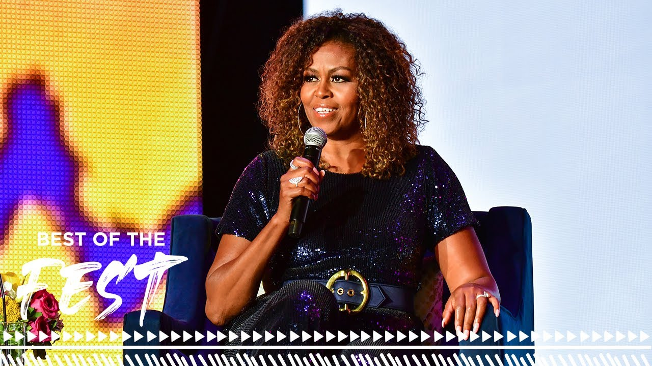 Michelle Obama on Self Care   Best of the Fest   ESSENCE
