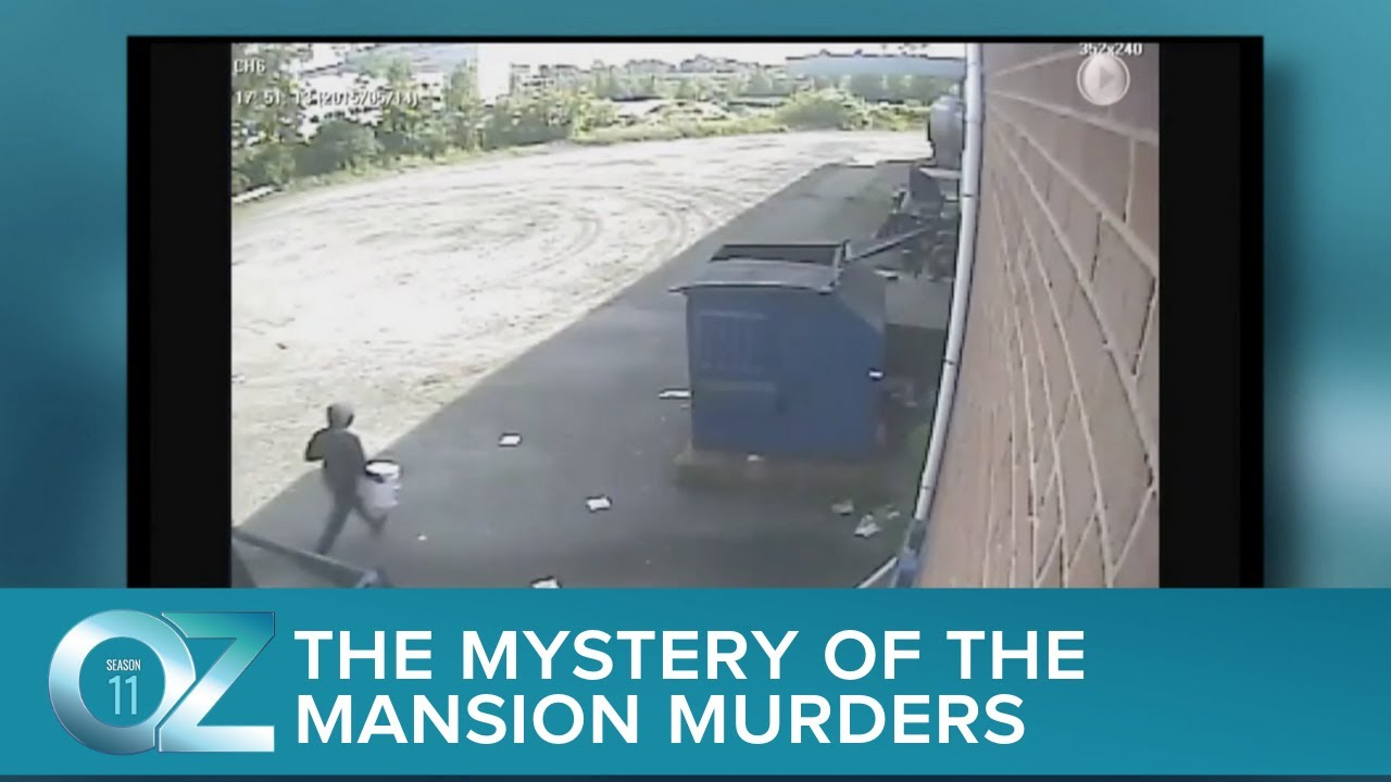 The Mystery Of The Mansion Murder