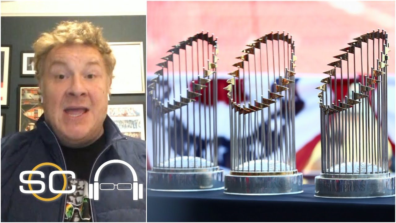 This year's World Series champion should be properly recognized – Jon Sciambi | SC with SVP