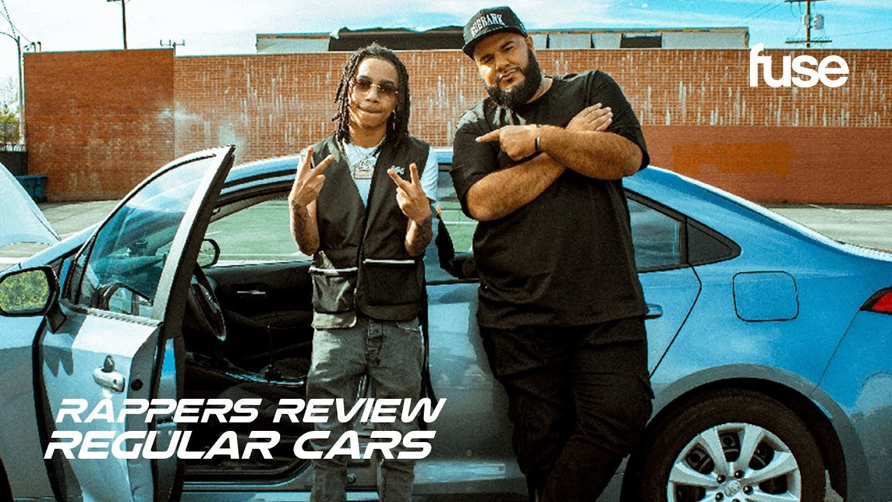 "YBN Nahmir Reviews A 2020 Toyota Corolla: ""I'd Drive It"" | Rappers Review Regular Cars | Fuse"