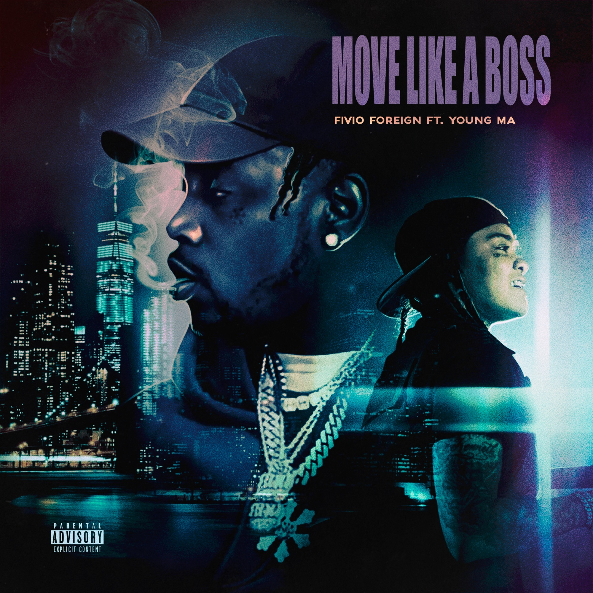 Fivio Foreign feat. Young M.A - Move Like a Boss