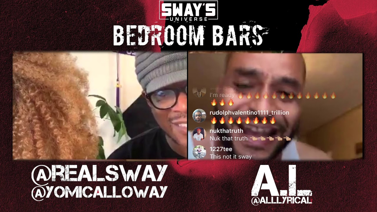 Bedroom Bars: All Lyrical   SWAY'S UNIVERSE