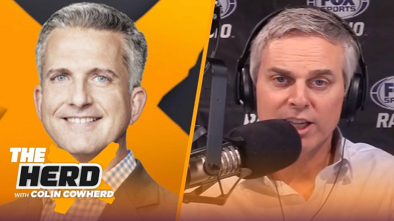 Bill Simmons talks Pats future without Tom Brady, NBA return, Michael Jordan & 90s Bulls | THE HERD
