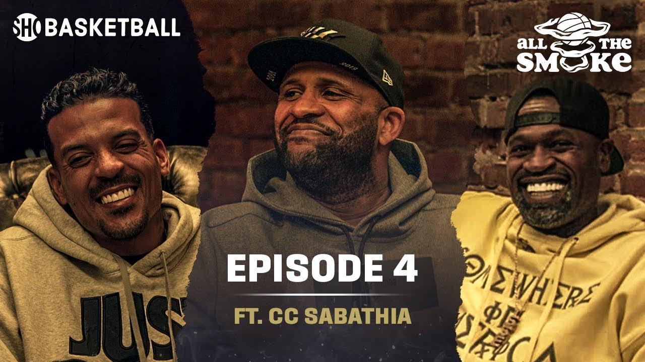 CC Sabathia   Ep 4   NBA Landscape, MLB Retirement & Music   ALL THE SMOKE Full Podcast