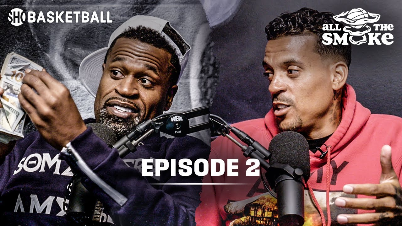 Ep 2 | Zion, NBA Rookies, Lonzo & Lavar Ball | ALL THE SMOKE Full Podcast