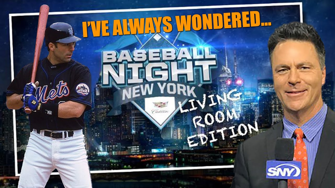 Former Met Todd Zeile talks Timo Perez and being on SNL | Baseball Night in New York | SNY