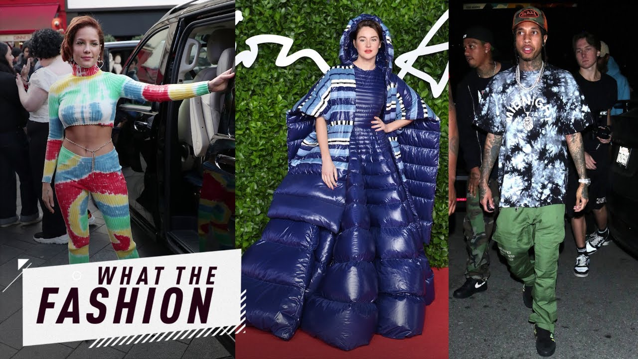 Halsey & More Looks Tie-Die For   What the Fashion   E! News