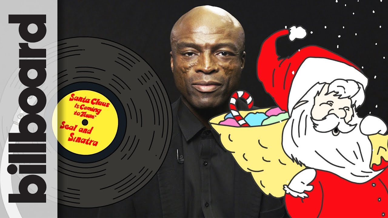 How Seal Created 'Santa Claus is Coming to Town' Frank Sinatra Duet | Billboard | How It Went Down