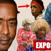 Juwanna Man Actor Breaks The Rules Speaks On Black Actors Wearing Dresses In Hollywood!