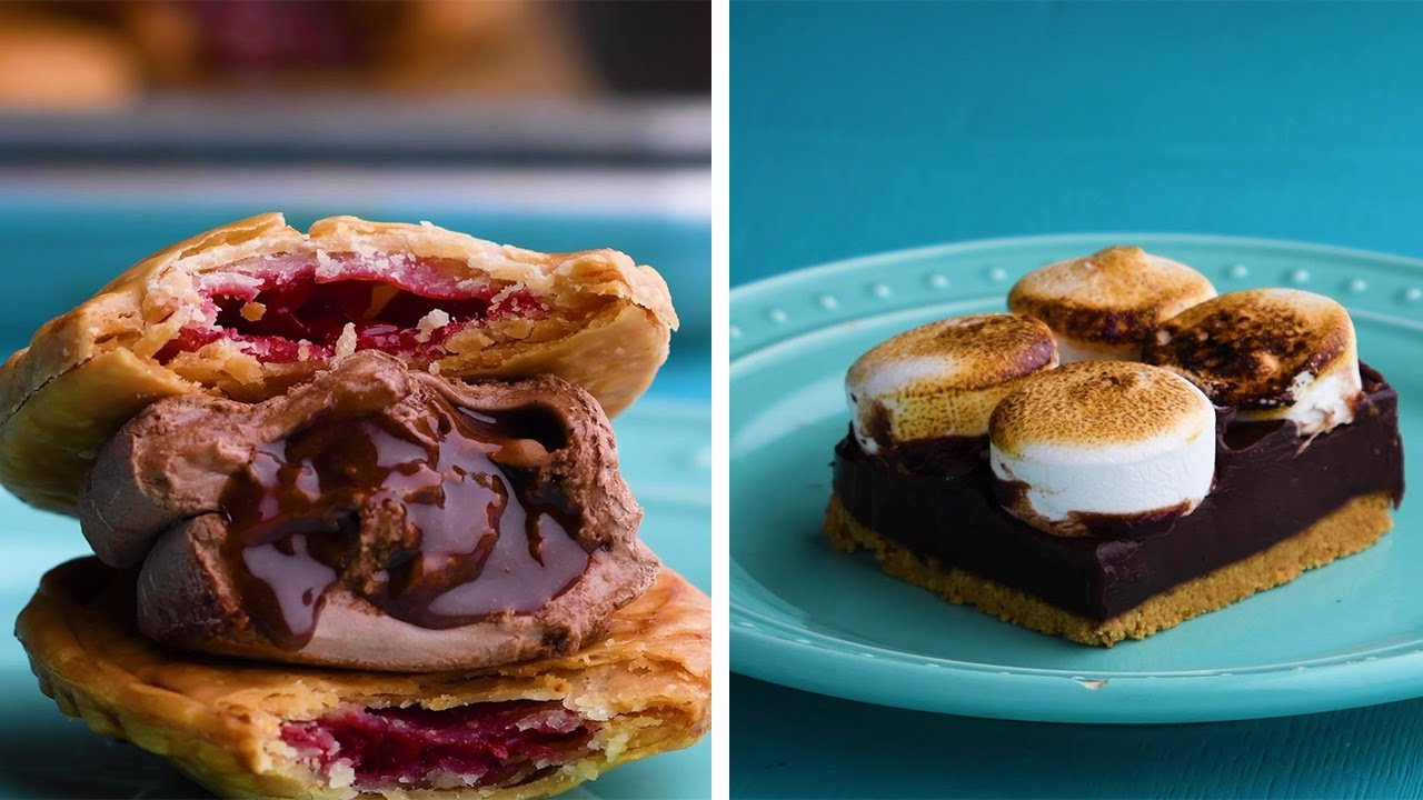 Marshmallow Treats That Are So Much S'More Than Meets the Eye! So Yummy