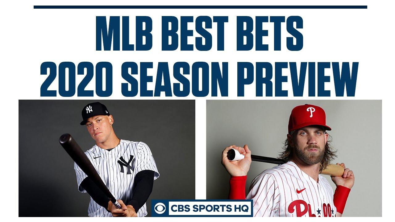 MLB Best Bets for 2020 Season Preview with Mike Trout and Gerrit Cole | CBS Sports HQ