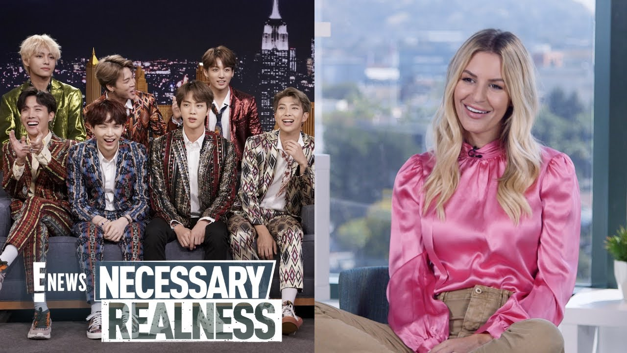 Necessary Realness: BTS Is Taking Over the World | E! News