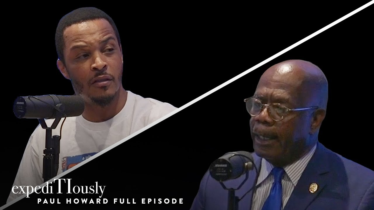 Politics As Usual with Paul Howard & Christian Wise Smith   expediTIously Podcast