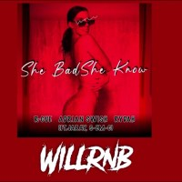 R-Cue Feat. Adrian Swish X Rydah X JaRay X S-Em-C - She Bad She Know