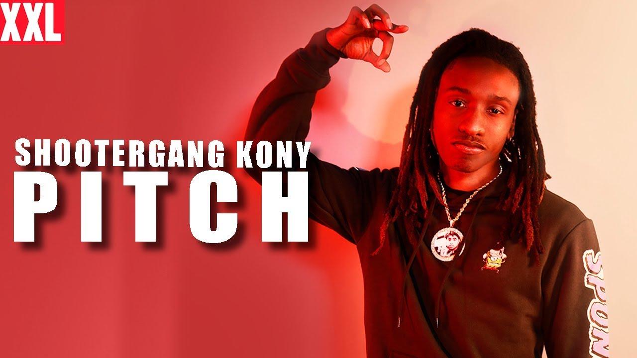ShooterGang Kony's 2020 XXL Freshman Pitch