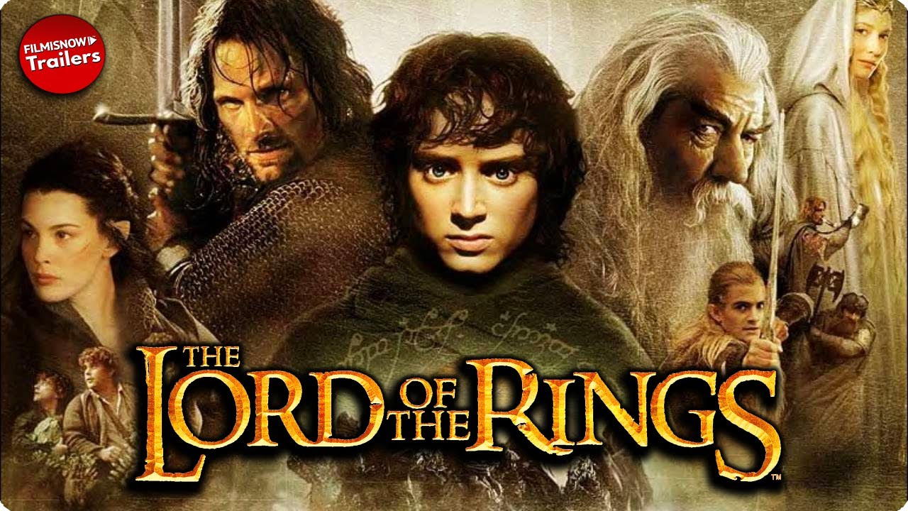 THE LORD OF THE RINGS & THE HOBBIT | ALL Saga Trailers Compilation