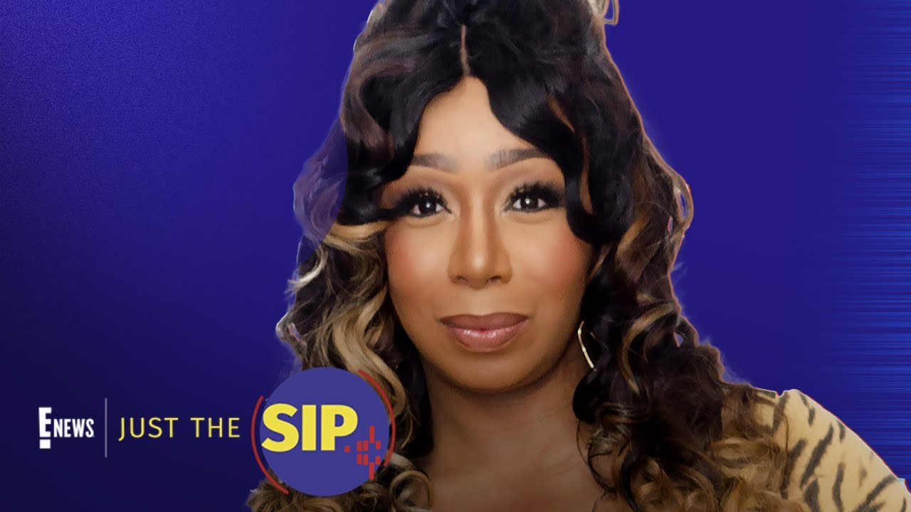 """Tiffany """"New York"""" Pollard Is Redefining Her Reality   Just The Sip   E! News"""