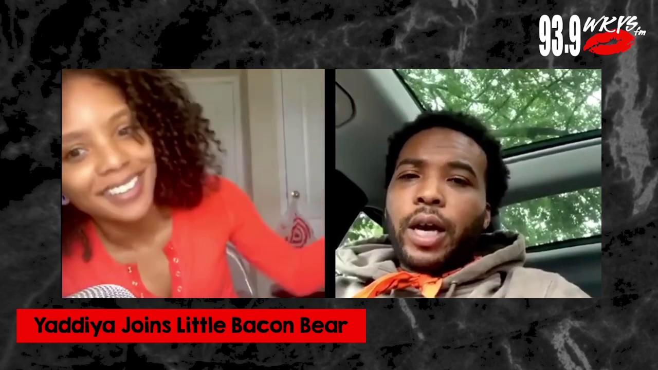 Yaddiya Joins Little Bacon Bear To Talk #Juneteenth, Moechella & More