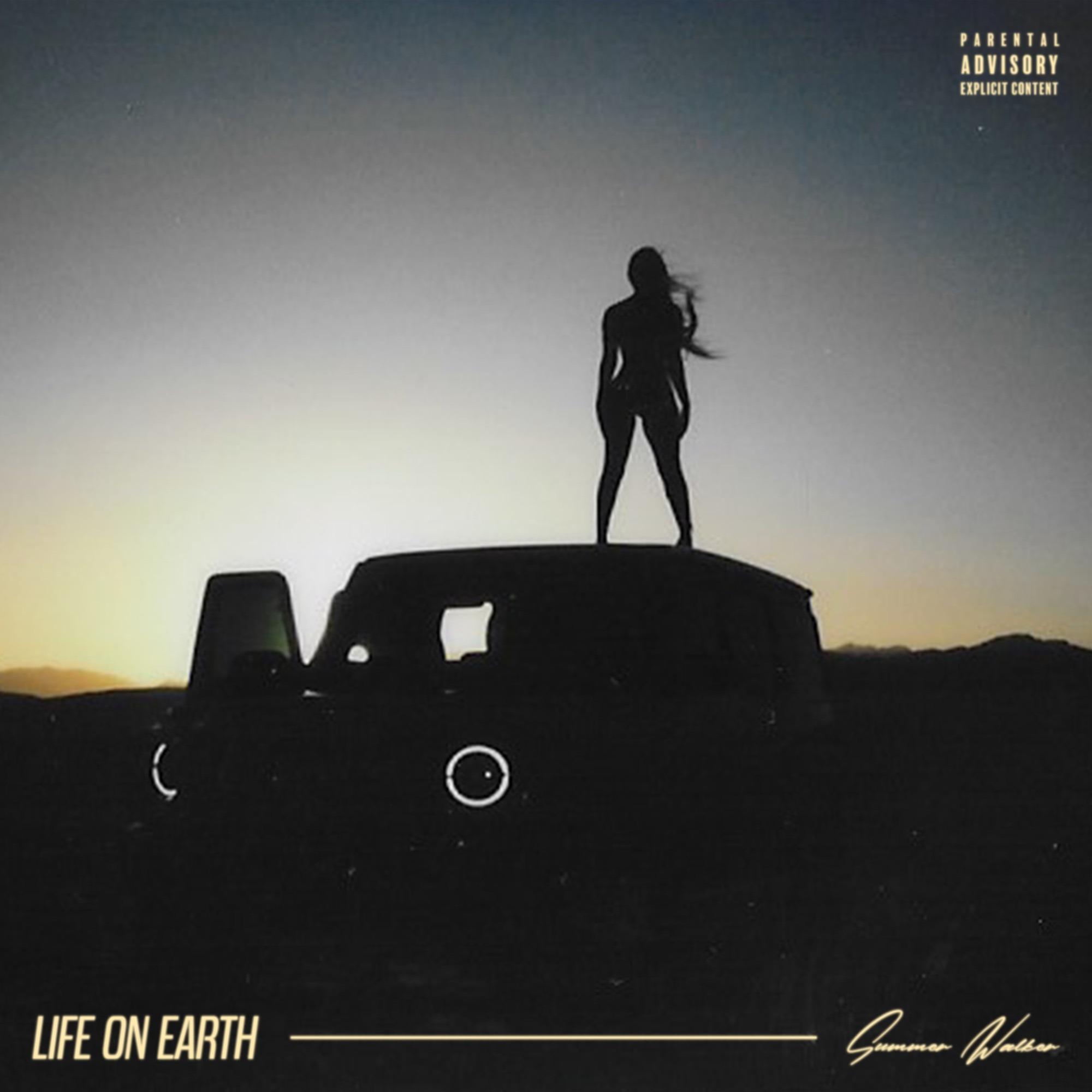 Summer Walker - Life On Earth (EP Stream)