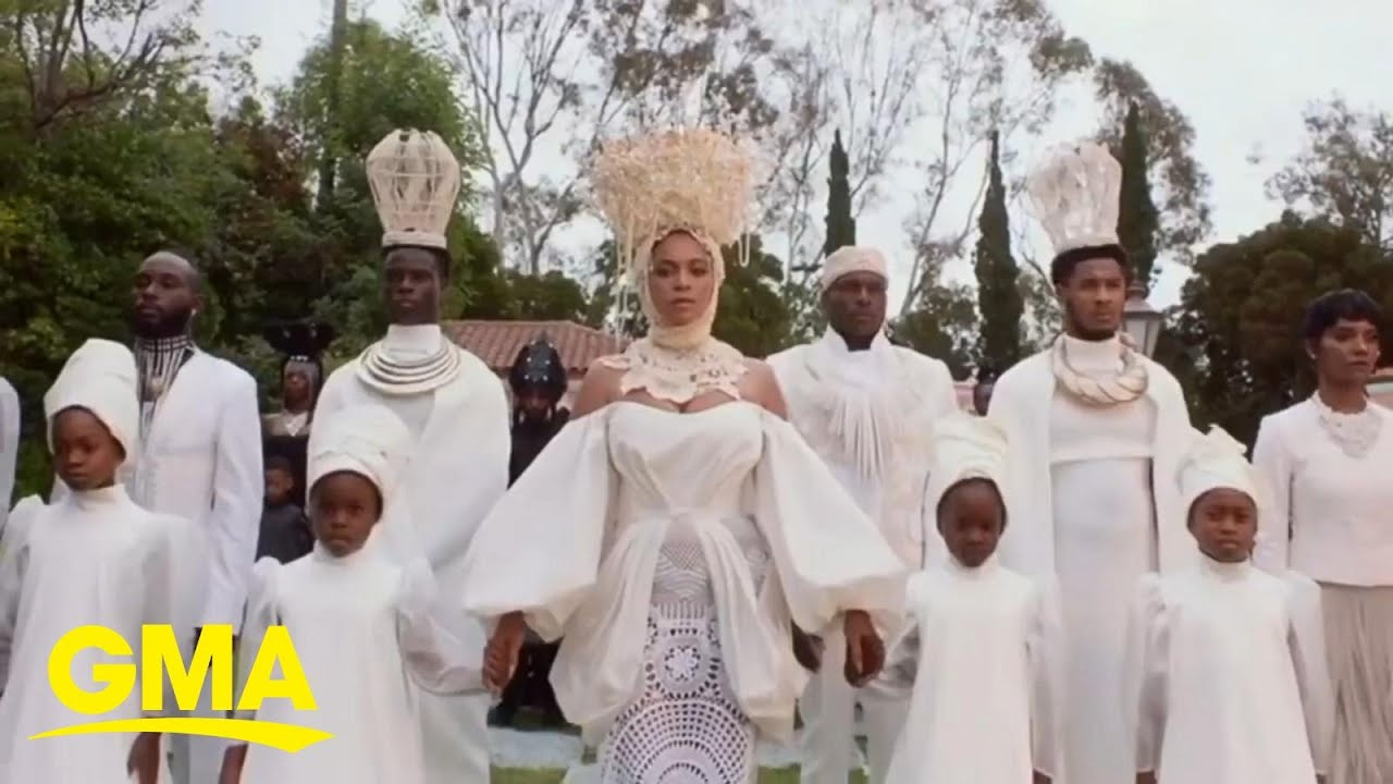 A look at Beyoncé's 'Black is King' and how fans are reacting