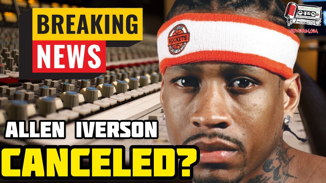 Allen Iverson Just Made The BIGGEST Mistake Of His Life Nick Cannon Style?!?!