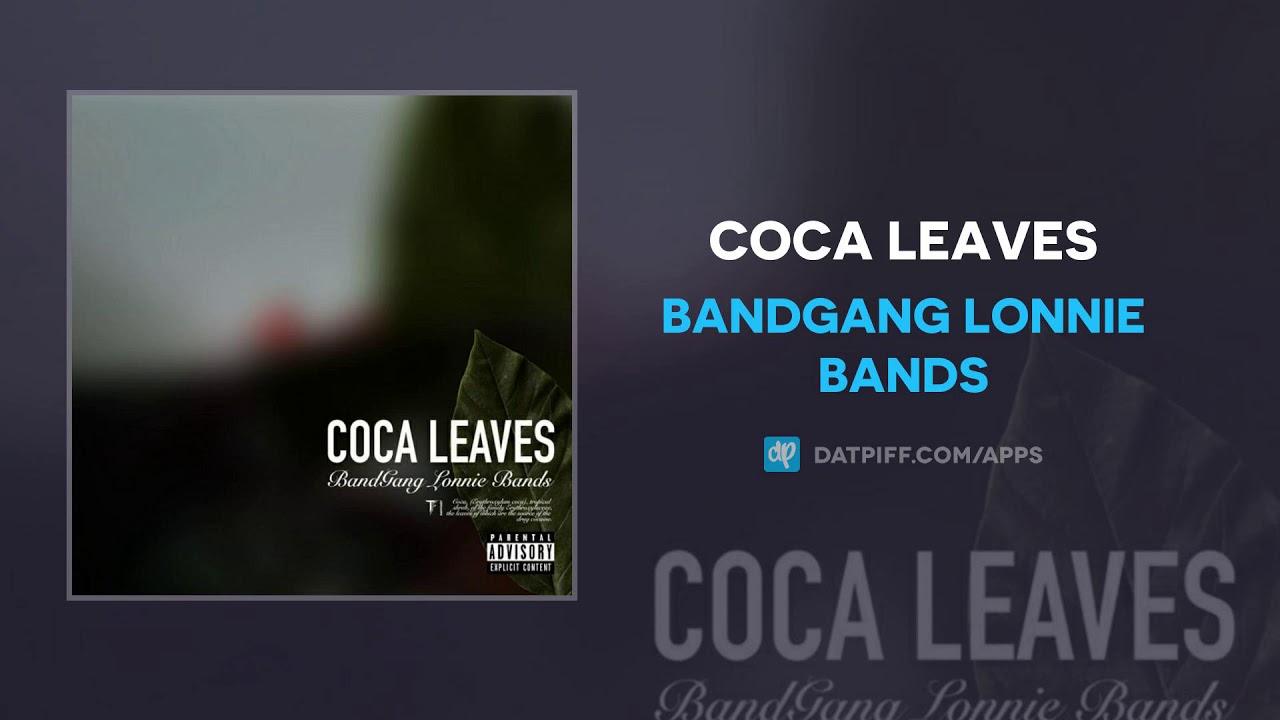 BandGang Lonnie Bands - Coca Leaves (AUDIO)