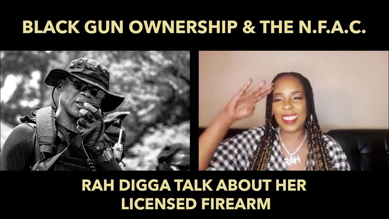 Black Gun Ownership & The N.F.A.C.