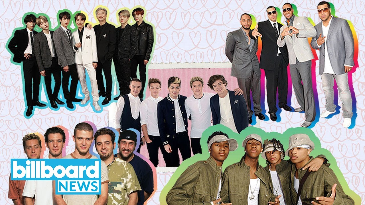BTS, One Direction, N'Sync? Vote for YOUR Favorite Boy Band! | Billboard News