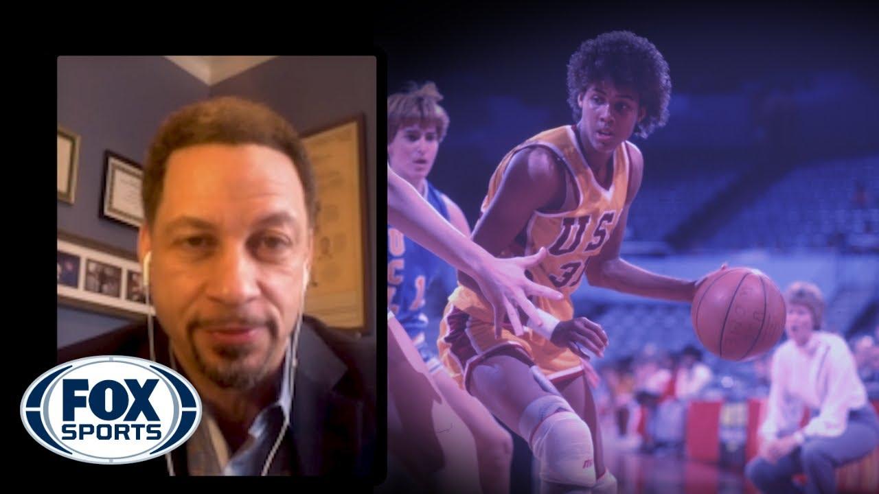 Chris Broussard: Cheryl Miller 'changed basketball forever' | FOX SPORTS