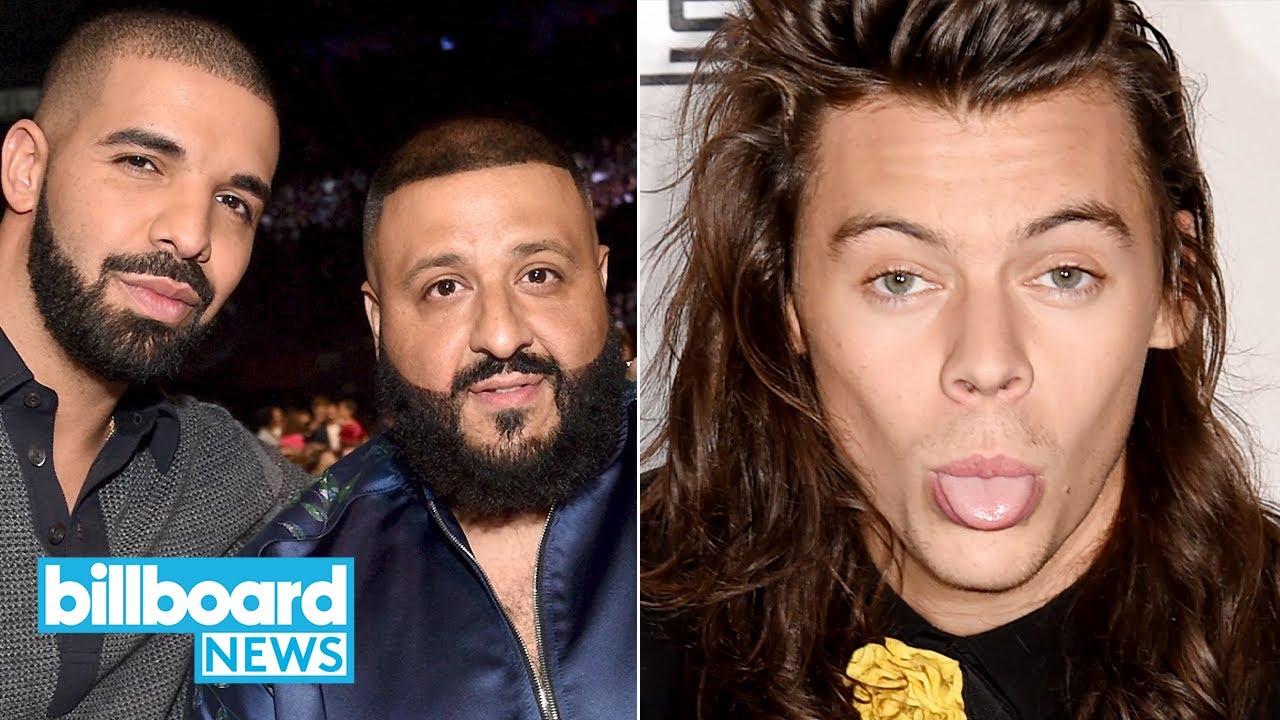DJ Khaled & Drake Drop Two New Tracks + VOTE: Who's Your Favorite 1D Member?! | Billboard News