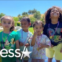 Dream Joins Kardashian Cousin Crew In Cute Pic
