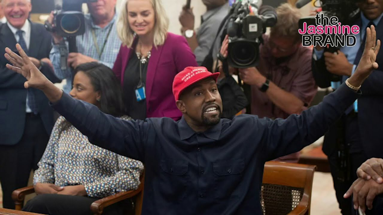 Kanye West Continues Presidential Journey, Petitions To Get On New Jersey Ballot
