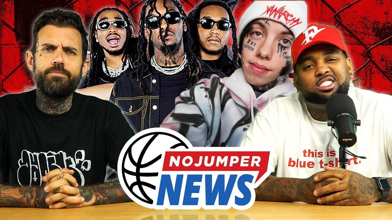 Lil Xan 2 Months Sober & Migos Beefing with QC