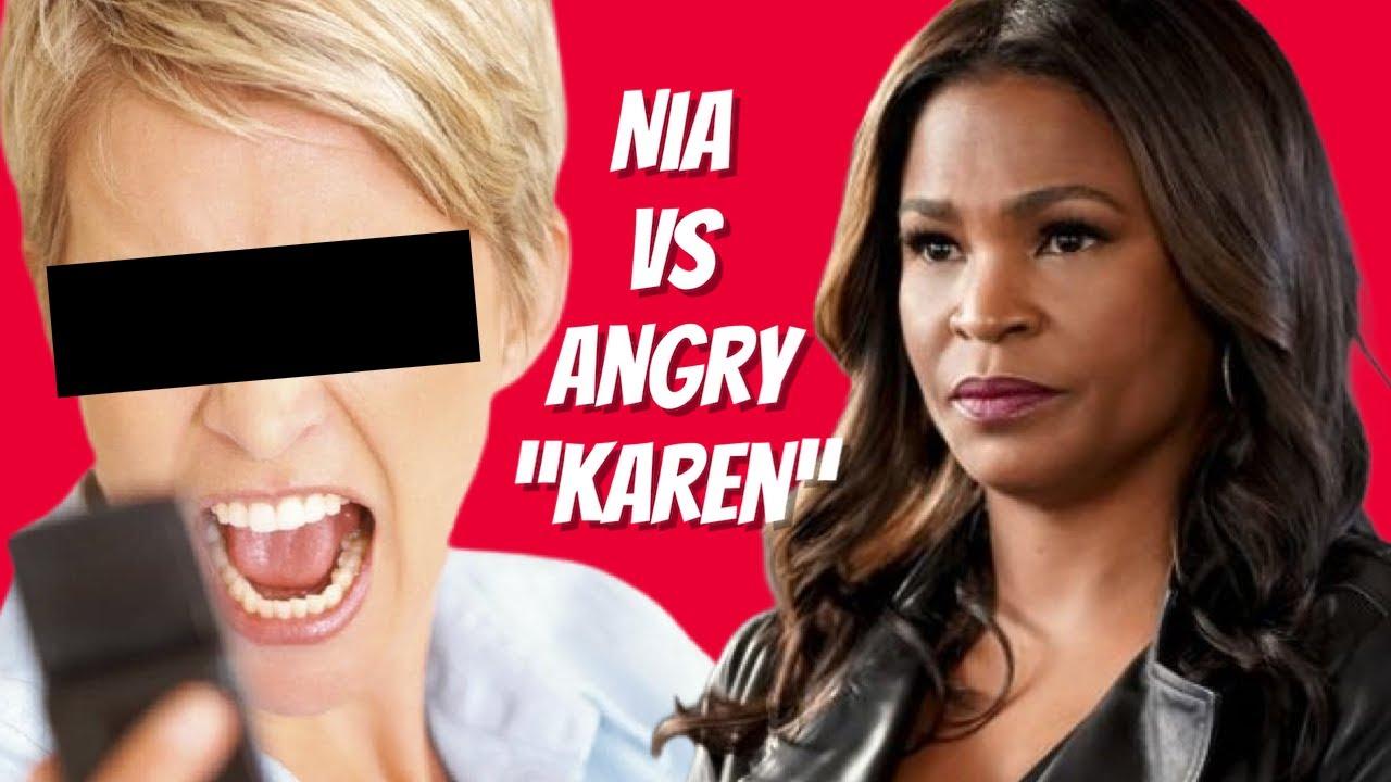 Nia Long Recalls Recent Encounter With A 'Karen'