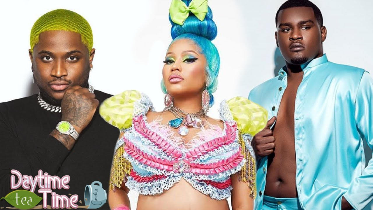 Nicki Minaj RESPONDS after her hairstylist GOES OFF about her THROWING SHADE at him & LYING + MORE!