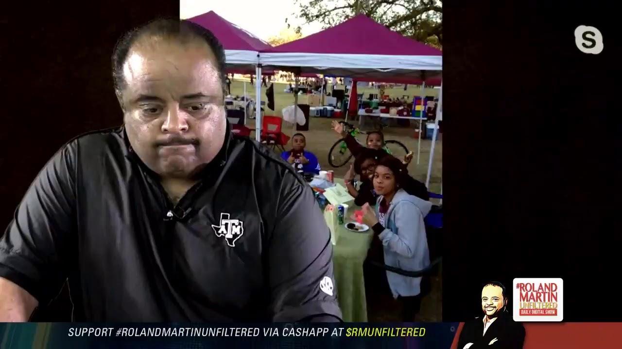 Roland talks race and diversity at Texas A&M University