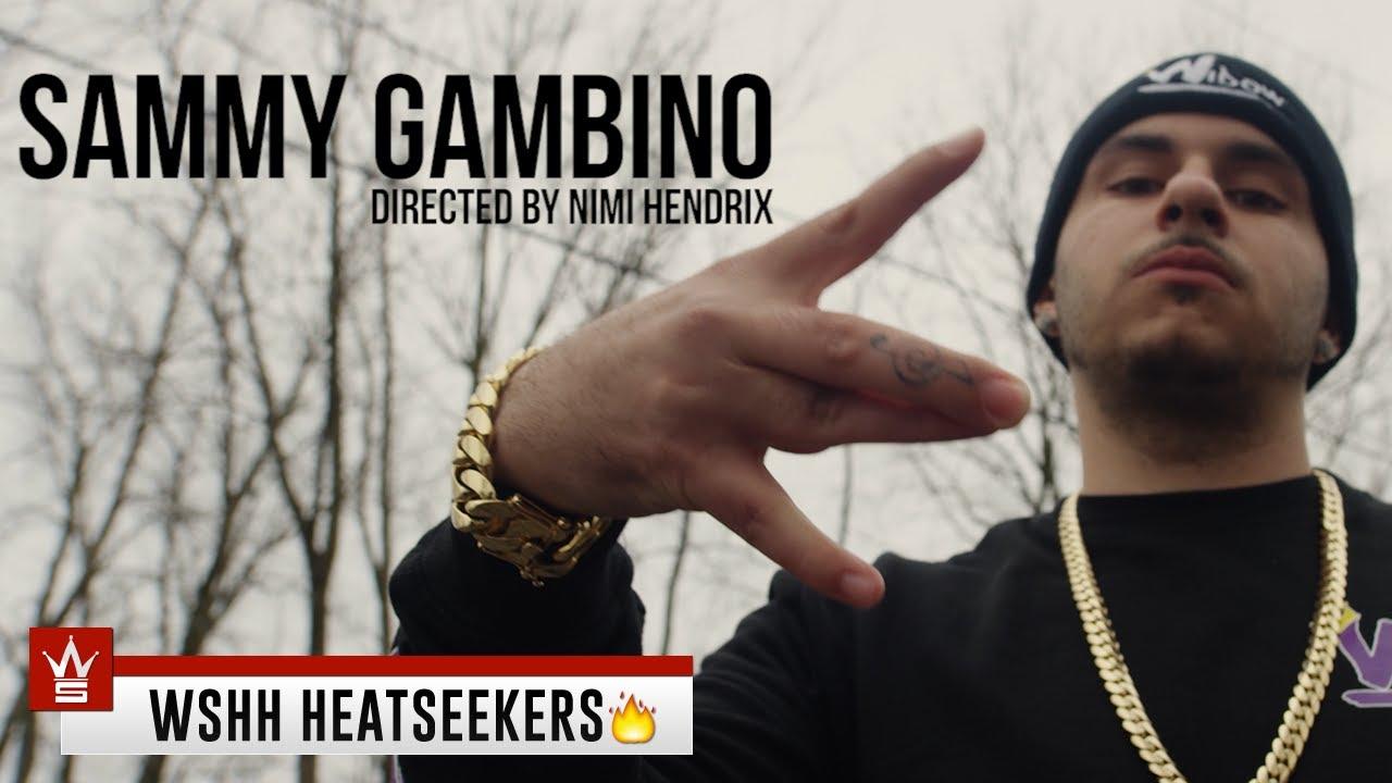 """Sammy Gambino - """"Hidden Love"""" [@SammyGambino_] (Official Music Video - WSHH Heatseekers)"""