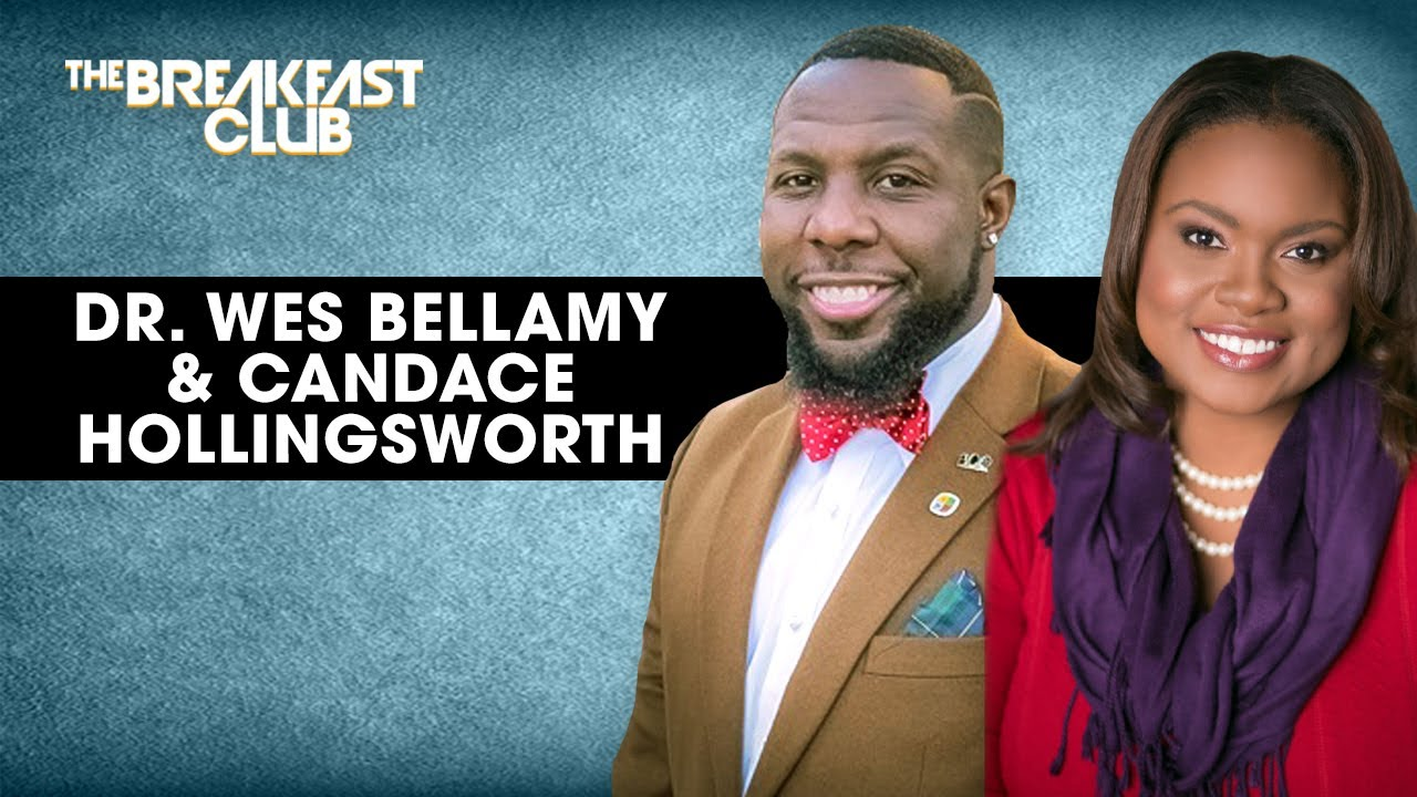 """Wes Bellamy & Candace Hollingsworth Talk """"Our Black Party"""", Owning Our Politics + More"""