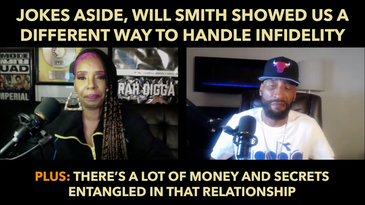 Will Smith Showed Us A Different Way to Handle Infidelity