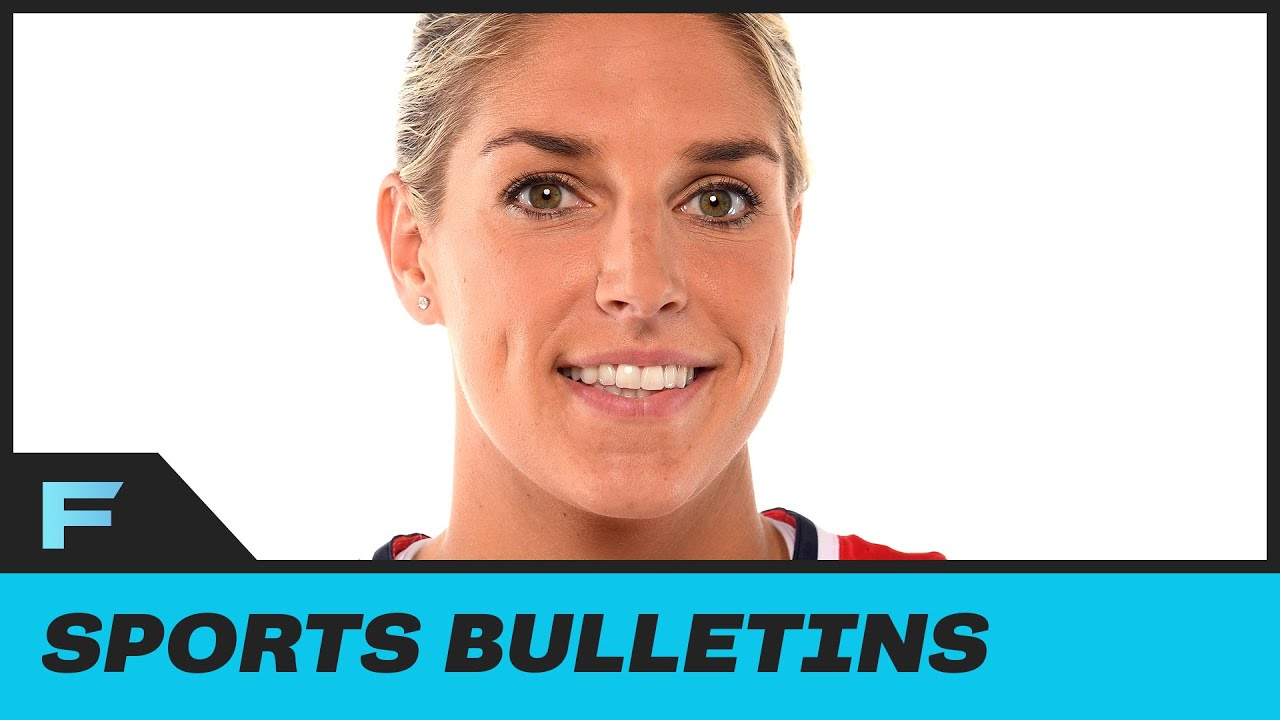 """WNBA MVP Elena Delle Donne Was Told To """"Risk Her Life Or Forfeit Her Paycheck"""" Amid Battle"""
