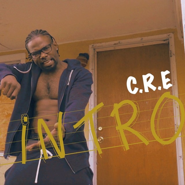 """Recording Artist C.R.E. Talks His Love for Poetry, This 4 Me F#ck Y'all"""" & More [Interview]"""