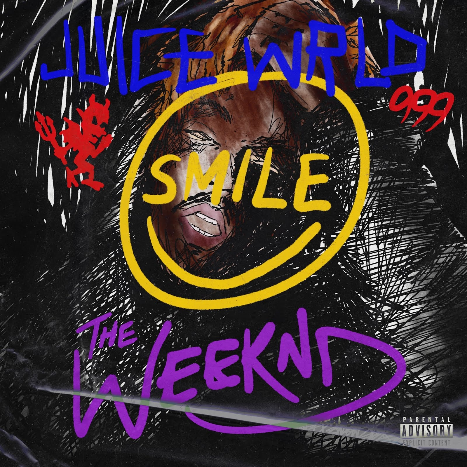 Juice WRLD & The Weeknd - Smile
