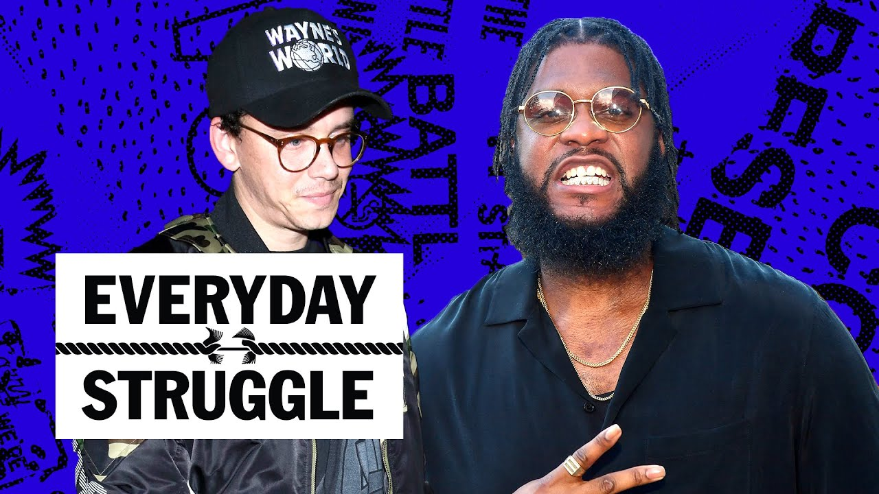 Big K.R.I.T. the Southern Nas? Labels Faking Relationships to Help Artists?   Everyday Struggle