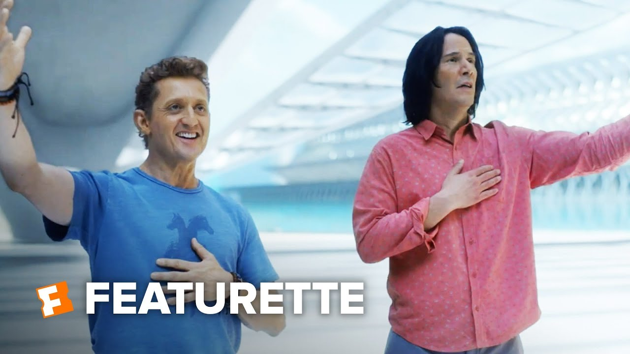 Bill & Ted Face the Music Featurette - A Most Triumphant Duo (2020) | Movieclips Trailers