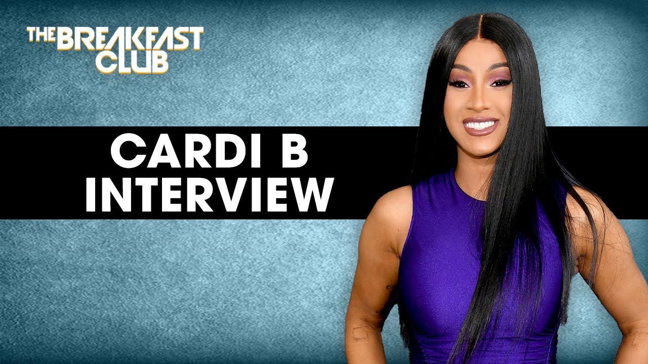 Cardi B Talks WAP Inspiration, Speaking To Joe Biden, Spoiling Kulture + More