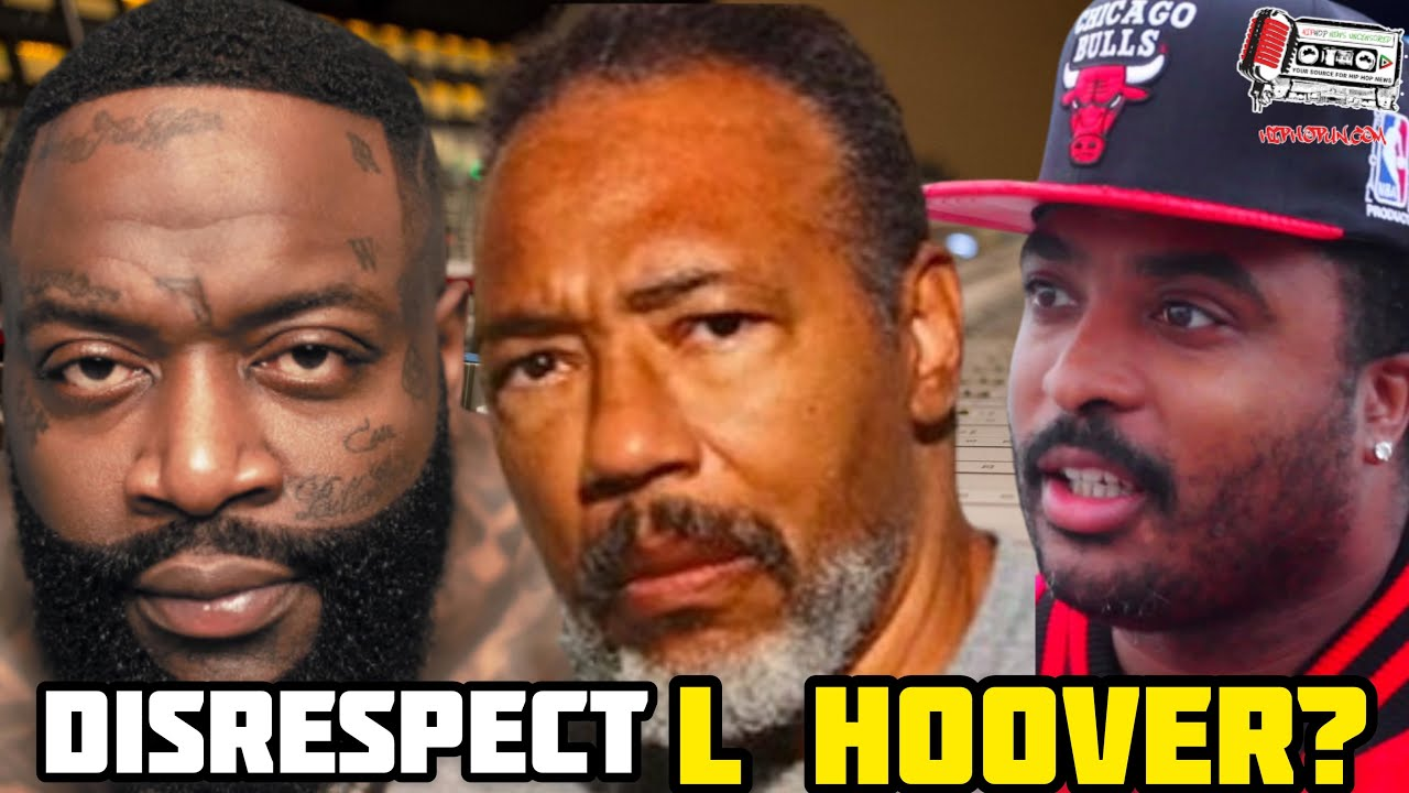 Chicago OG Jo Jo Capone On Why The GD's Had Beef With Rick Ross Over Larry Hoover!