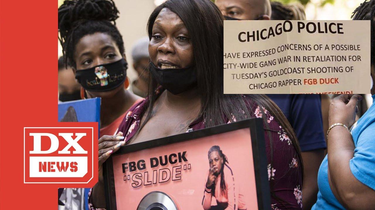Chicago Police Issue FBG Duck Retaliation Warning Following Shooting