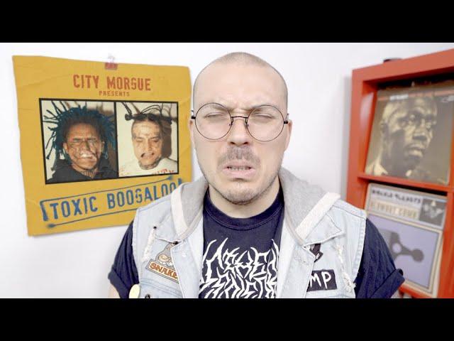 City Morgue - Toxic Boogaloo EP REVIEW