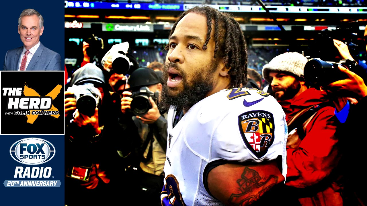Colin Cowherd - Earl Thomas Is No Victim and has No Excuses For Being Cut By Ravens