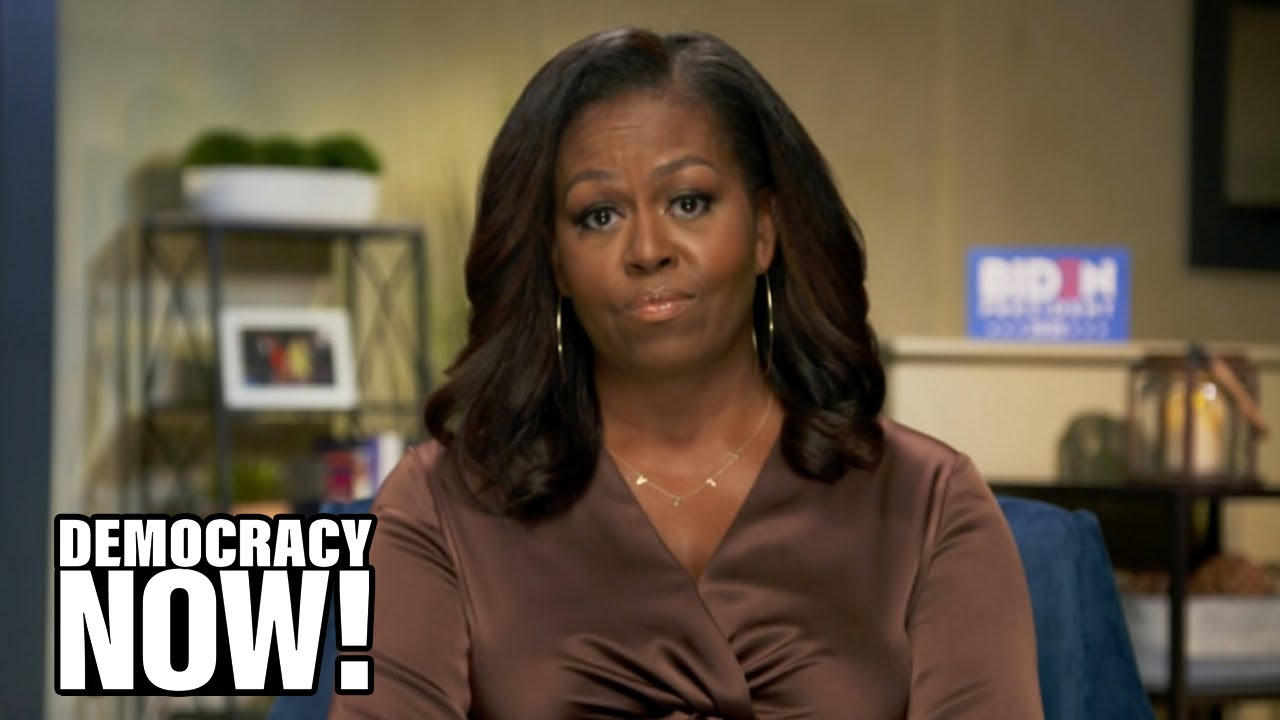 """""""Donald Trump Is the Wrong President for Our Country"""": Michelle Obama Slams President at DNC"""